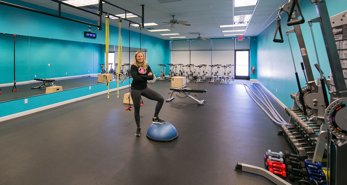 Megan's Fitness - What We Offer